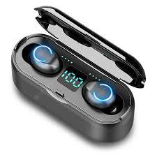 F9-8 TWS Mini Earbuds <b>Bluetooth</b> 5.0 Headset <b>Wireless</b> Stereo ...