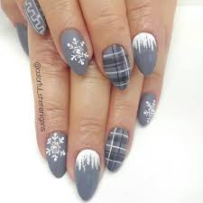 Blue And Silver Toe Nail Designs 20 Best Winter Nail Designs Best Winter Nail Ideas 2020