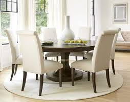 stunning dining room furniture white wood standard pedestal tropical large octagon drawer varnished chrome round dining table for 6 plank spruce wood rattan
