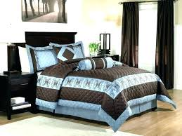 bedroom colors brown and blue. Blue Walls Brown Furniture And Bedroom Colors