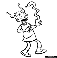 Small Picture April Fools Day Online Coloring Pages Page 1