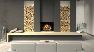 gas starter for fireplace gas fireplace stacked wood in columns grey tones using gas starter wood