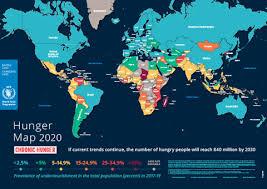2020 - Hunger <b>Map</b> | <b>World</b> Food Programme