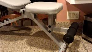 nautilus universal workout bench ub300