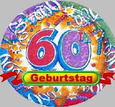 Glückwünsche Zum Geburtstag 60 Lustige Sprüche Text