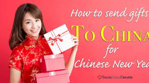 how to send gifts to china friends chinese new year special occions