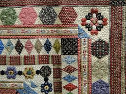Quilt Merchant | The Marcus Fabrics Blog & Lisa also treated us to a glimpse of her current project… Adamdwight.com