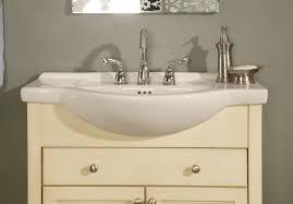 bathroom vanity sink combo. Photo 1 Of 9 Narrow Vanity Sink 18 Inch Wide Bathroom When Choosing A Deep Varity . ( Combo