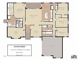 House Plan. Beautiful 5 Bedroom Ranch Style House Plans: 5 Bedroom .