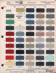 Mercedes Paint Colour Chart 21 Accurate Mercedes Interior Color Chart