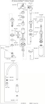 Enchanting Moen Kitchen Faucet Parts Diagram Including Delta - Bathroom sink repair