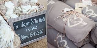 Throw Blankets For Wedding Favors