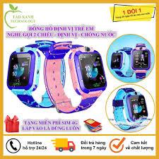 Bảo Hành 6 Tháng Đồng Hồ Thông Minh Đồng Hồ Định Vị Trẻ Em Q12Giám Sát Gọi  Điện Video Call Tặng Kèm Sim 3G | Đồng hồ thông minh, Mua sắm, Sims