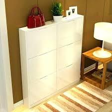 white wood shoe racks shoes cabinet wood wooden shoe cabinet shoe cabinet slim shoe white paint white wood shoe racks