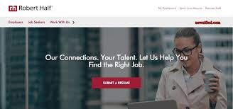 Find The Right Job Robert Half Canada S Leading Staffing Firm