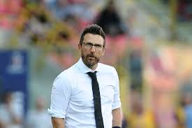Opinion: Roma Need to Move On From Di Francesco to Save the Season - Chiesa  Di Totti