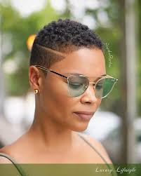 Natural Hairstyles For Black Women With Short Hair Hair Cut And