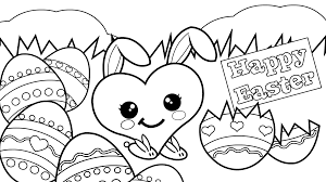 Small Picture O Free Printable Easter Egg Coloring Pages For Kids Colouring