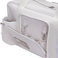 Snakeskin Designer Bags Snakeskin Luxury Gym Bag In White Nevele11 Luxury Gym Bags