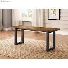industrial living room furniture. industrial modern dining bench metal wood rustic furniture vintage oak living room