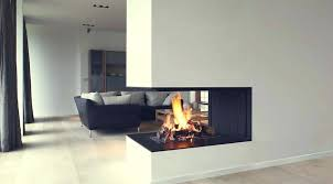 three sided gas fireplace best of 3 sided fireplace inch three sided wood burning fireplace