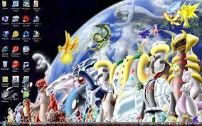 Original Legendary Pokemon Movie Pokemon: Arceus and the Jewel of Life  Photo Shared By Petr18