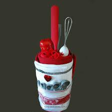 Great Kitchen Gift Penguin Timer Cake Gift Basket O Basketality