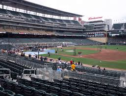 Target Field Seating Chart Prices Target Field Section 106 Seat Views Seatgeek