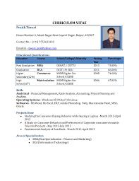 Resume Template Pdf Download Cv Resume Download Pdf Cv Cute Resumes Free Download Pdf Format 87