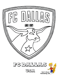 Soccer Coloring Pages Free - FunyColoring
