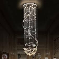 hanging lighting fixtures. Modern Crystal Ceiling Chandeliers Indoor Pendant Light Hanging Lights Lamp Lighting Fixtures -