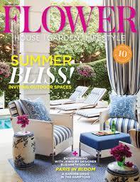 about flower magazine a luxury