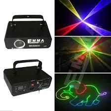 2016 1w rgb full color outdoor laser 3d animation dj lighting equipment 1 watt