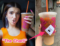 Unlike regular hot tea that is brewed with plain water, vanilla chai is a warm beverage that contains black tea according to dunkin' donuts, vanilla chai also contains just 80 milligrams of caffeine in a medium cup, versus a medium black coffee, which has. New Charli D Amelio Dunkin Donuts Drink Will Give You A Sugar High
