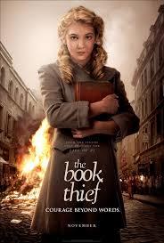 the book thief cast interviews momtrendsmomtrends bookthief poster