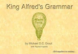 this old english grammar book appears as a courtesy of dr michael drout of wheaton college machusetts it is copyrighted material and cannot be
