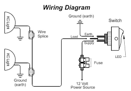 wiring diagram wiring diagram motorcycle fog lights driving how to wire led rock lights at Led Spotlights Wiring Harness