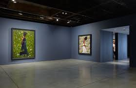 An Economy of Grace - Kehinde Wiley - Exhibitions - Sean Kelly Gallery