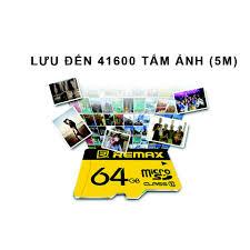 Thẻ nhớ MicroSD Remax 64Gb Class 10 - Thẻ nhớ và bộ nhớ mở rộng
