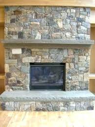 cover brick fireplace with stone refacing fireplace ideas how to cover a fireplace with stone best