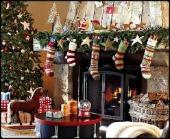 Small Picture Cheap Christmas House Decorating Ideas Easy Christmas