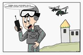 The nato phonetic spelling alphabet is a useful reference for language and communications study and training. Funny Phonetic Alphabet Drone Fest