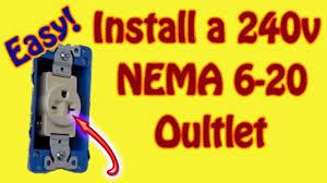 220 240 Wiring Volt Breaker Box