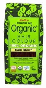 Radico Hair Color Chart Radico Dark Brown Plant Hair Colour