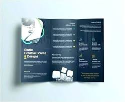 Free Pamphlet Template Online Brochure Templates Unique
