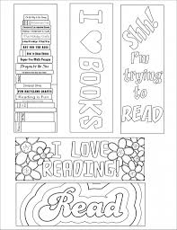 Free Bookmark Templates Blank Bookmark Template Bookmark Template Centers Pinterest