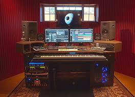 chic home studio desk plans 25 best ideas about recording studio furniture on