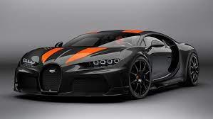 The bugatti veyron has 10 radiators working. Bugatti S 300 Mph Chiron Comes To Production As The Super Sport 300 Roadshow