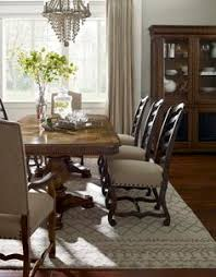collection one harvest dining table and harvest side chairs by a r t furniture