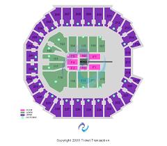 Spectrum Center Tickets Spectrum Center Seating Chart